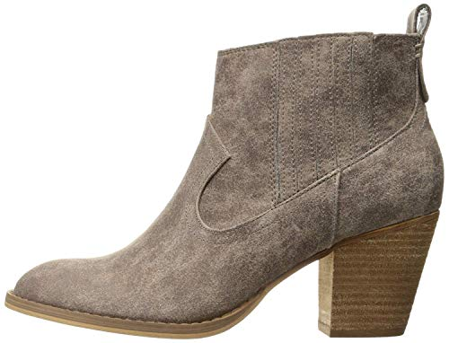 Carlos by Carlos Santana Women's Daisy Ankle Boot, Doe, 11 Medium US