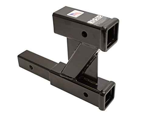 Rigid Hitch Tow Bar And Accessory Receiver - 8 Inch Drop/Rise (DHB-8) - Made In U.S.A. from Rigid Hitch