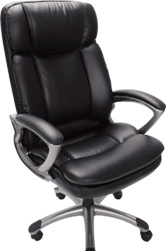 Serta 43675 Leather Executive Chair product image