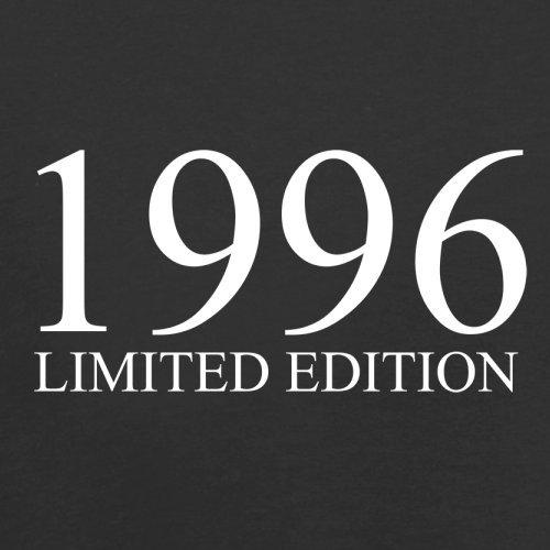 1996 Limierte Auflage / Limited Edition - 21. Geburtstag - Damen T-Shirt - Schwarz - S
