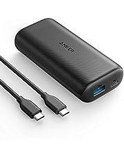 Anker Power Bank Caricatore Port PowerCore 10000 Power Delivery 10000 mAh e alim.USB-C (18 W) per iPhone 8/8+/X/XS/XR/XS Max, Pixel 3/3XL, iPad PRO 2018 e Altro