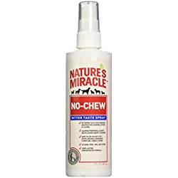 Nature's Miracle No Chew Bitter Taste Spray, 8-ounce (P-5764)