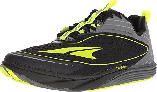 Altra AFM1837F Men's Torin 3.5 Running Shoe, Black/Neon - 10 D(M) US