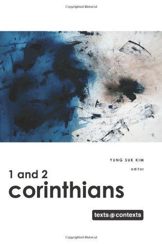 1 and 2 Corinthians (Texts @ Contexts) pdf epub