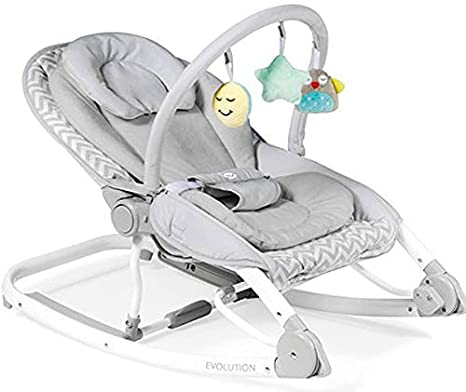 Hamaca Evolution Funda personalizada con el nombre del bebe bordado ...