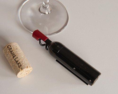 100 Lot- Wine Bottle Opener, Cork Screw Bottle Shape Beer Bottle Opener, Wine Gift, Wine
