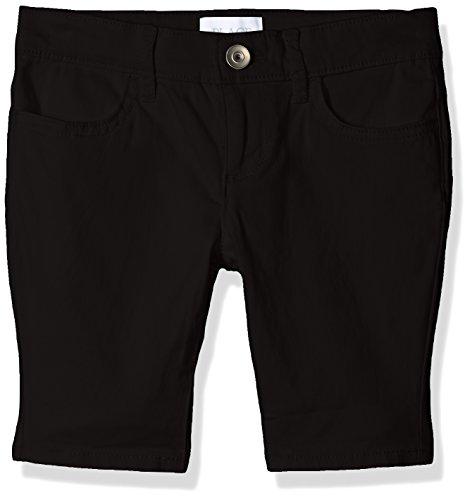 The Children's Place Big Girls' Skimmer Shorts, Black 9597, 16 Plus ()