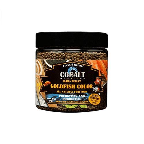 (Cobalt | Ultra Goldfish Color Sinking Pellet)