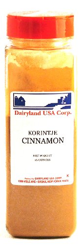 Ground Korintje Cinnamon - 16 oz