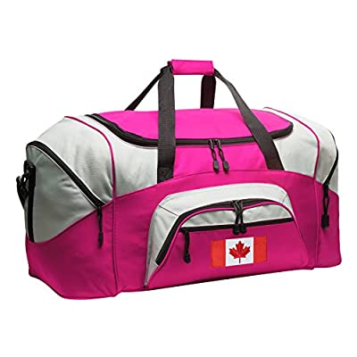 Canada Duffel Bag Ladies Canada Flag Gym Bags chic - alleedesetoiles.com 7c733fdaaf
