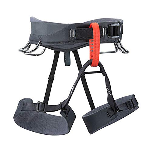 Black Diamond Momentum Harness, Medium, Graphite