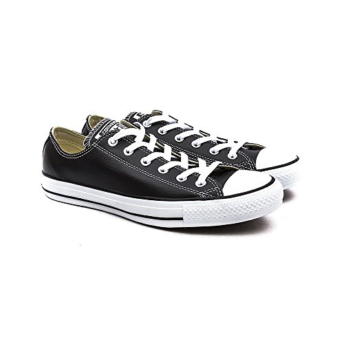 Leather Shoes Converse Star Ox All Chuck Black Low Taylor Black Skate qXxX8OwF