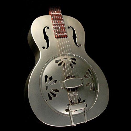 Biscuit Cone Resonator Guitar - Gretsch G9201 Honey Dipper Acoustic Guitar