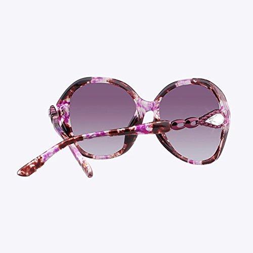 WX Polarizada Taladro xin Anti Gafas De Color Redonda V Metro Hembra TR Ultraligero Agua UV De Cara Gafas Luz Sol Mosaico qrAIrSpw