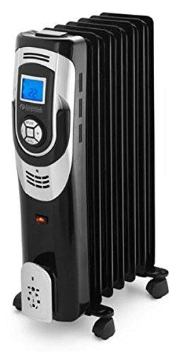 Radiador de Aceite 1500 W-OLIMPIA SPLENDID Caldorad Digital 7: Amazon.es: Hogar