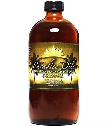 Paradise Oils Jamaican Black Castor Oil Original - 16oz