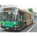 青島文化教材社 1/32 バス No.25 東京都交通局バス 日野ブルーリボンII・路線
