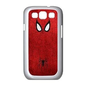 LSQDIY(R) spiderman Samsung Galaxy S3 I9300 Hard Back Case, Personalized Samsung Galaxy S3 I9300 Case spiderman