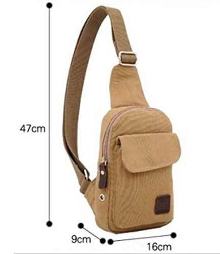 Amazon.com : LemonGirl Men Sling Chest Backpack Shoulder Crossbody Bag for Travel Hiking Camping Cycling Mini Adult Purse Backpack : Sports & Outdoors