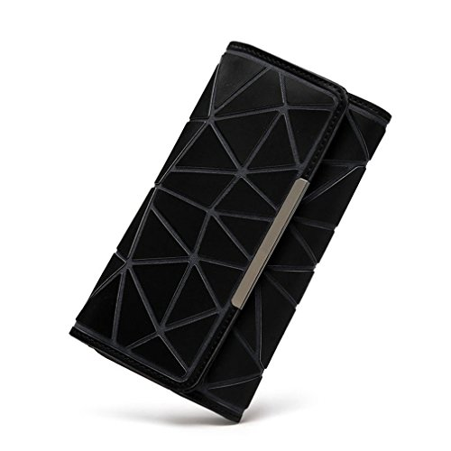 Betrocka Women Long Clutch Luminous Wallet Diamond, used for sale  Delivered anywhere in USA