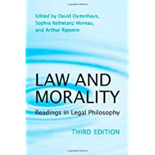 Law and Morality: Readings in Legal Philosophy