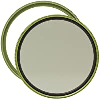 MeFOTO 49mm Filter kit UV+Lens Protector, Circular Polarizer Filters (Green)