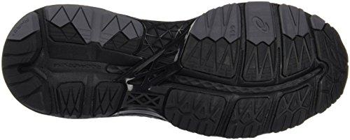 Noir carbon 23 Onyx Asics noir De Chaussures Kayano black Running Femme ZpcBqY1v