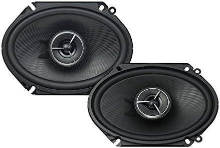 Kenwood Excelon KFC-X683C 6x8 Speaker System