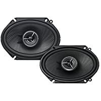 Kenwood Excelon KFC-X683C 6x8 Inch 2-Way Custom Fit Speaker System