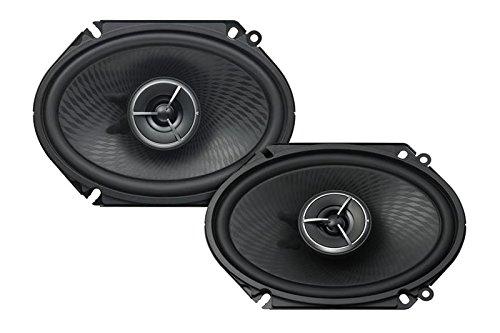 Kenwood Excelon KFC-X683C 6x8 Inch 2-Way Custom Fit Speaker System (Kenwood 6x8 Speakers)