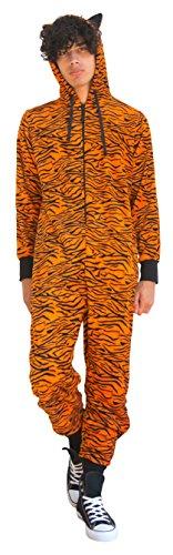 Ragstock Women's Onesie Pajamas (X-Large,