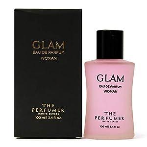 The Perfumer Glam Perfume for Women Fresh and Romantic, 100 ml