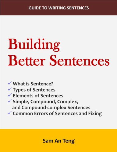 Amazon english as a second language books building better sentences fandeluxe Image collections