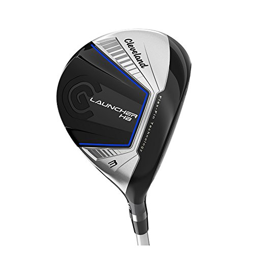 Cleveland Golf 2018 Men's HB Fairway (Graphite, Right Hand, 15, Senior) Fairway 3 Wood