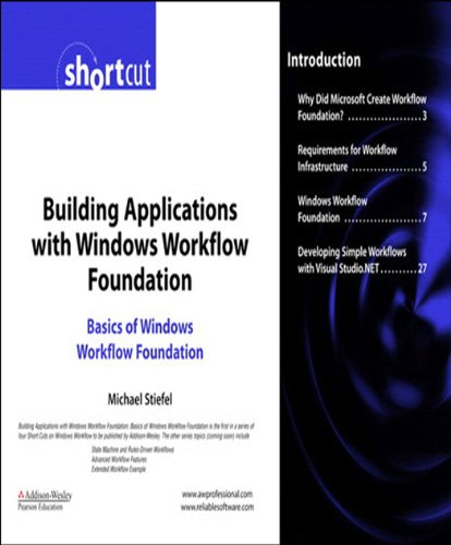windows workflow foundation - 4