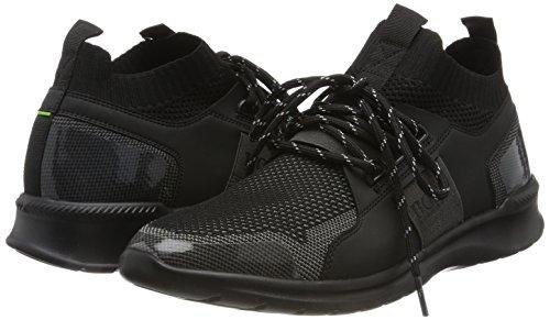 Capo Verde Estremo Runn Maglia Sneakers Uomo Nero