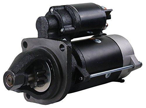 New Starter Motor - 2
