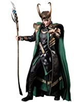 Hot Toys - The Avengers Movie Masterpiece Action Figure 1/6 Loki 32 cm