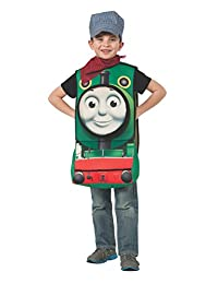 Rubies Costume Thomas and Friends Deluxe 3D Percy The Small Engine Costume, Toddler