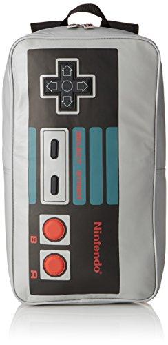 Nintendo Original Big Original Nes Controller Backpack Grey/Black 85461NTN
