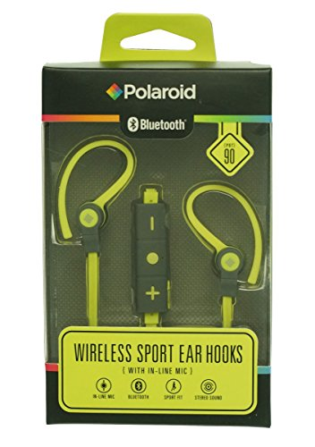 Polaroid Bluetooth Wireless Earbud Headphones