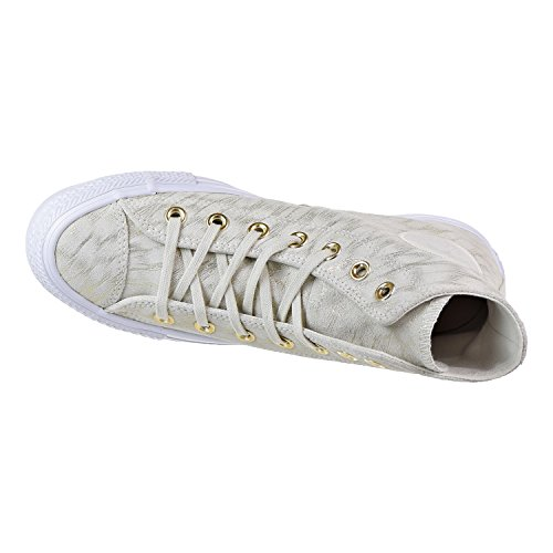 Chuck Converse Scamosciato Taylor 3 Donna uk Beige Shimmer Star Sneaker Cx4Ufw4v