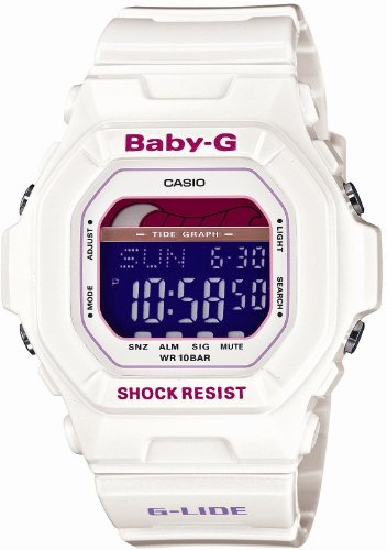Casio Baby-G G-LIDE Lady's Watch BLX-5600-7JF (Japan (Casio Baby G-shock Resist)
