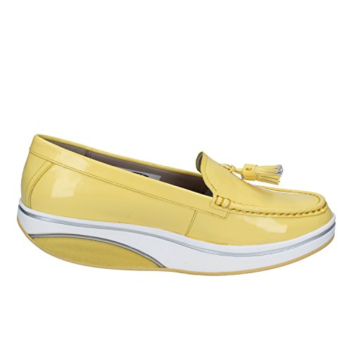 Yellow Yellow MBT ITURI 700368 Shoes 611P Zfa1wxTq6x