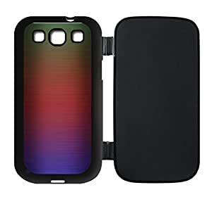 Best-Diy Custom Rays Abstract Flip case cover Protector For Samsung Galaxy S3 I9300 A9zCb7Fb0Lj