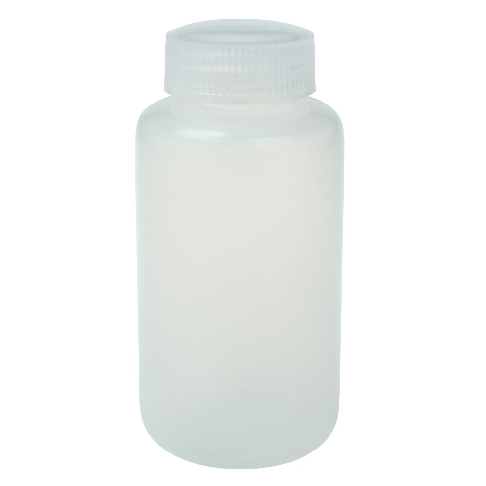 Celltreat 229467 Centrifuge Bottle, Polypropylene, Non-Sterile, 250 mL, Clear (Pack of 2)