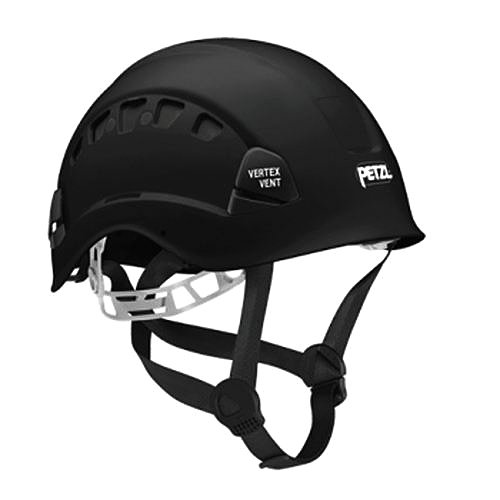 Petzl VERTEX VENT ANSI helmet Black A10VNA with a FREE drawstring storage - Face Petzl Shield