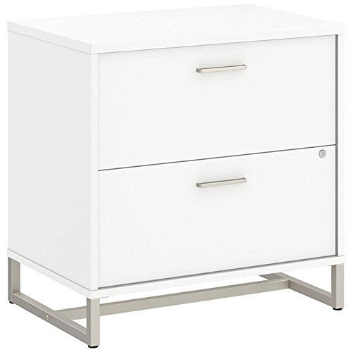 Office by kathy ireland Method Lateral File Cabinet in White
