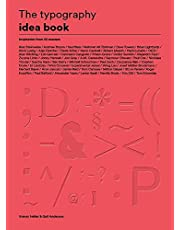 The Typography Idea Book: Inspiration from 50 Masters (Type, Fonts, Graphic Design)