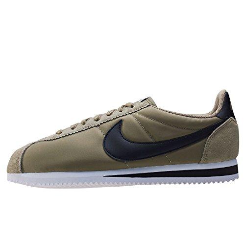 Nike Unisex Scarpe Sneakers Basse 807472 201 Classic Cortez Nylon Taglia 42.5 Verde